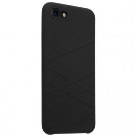 Nillkin Flex Liquid Silicone Soft Case for iPhone 7 Plus / 8 Plus - Black - 6