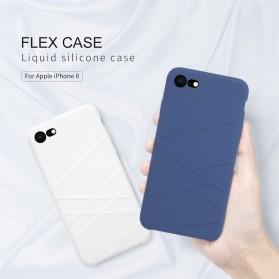 Nillkin Flex Liquid Silicone Soft Case for iPhone 7 Plus / 8 Plus - Black - 7