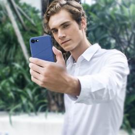 Nillkin Flex Liquid Silicone Soft Case for iPhone 7 Plus / 8 Plus - Black - 8