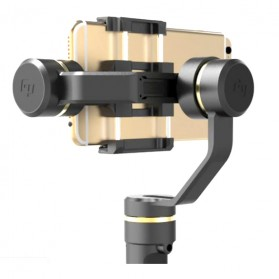 Feiyu Tech SPG Gimbal 3-Axis Video Stabilizer Handheld for iPhone - Black - 1