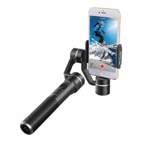 Feiyu Tech SPG Gimbal 3-Axis Video Stabilizer Handheld for iPhone - Black - 2