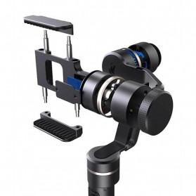 Feiyu Tech SPG Gimbal 3-Axis Video Stabilizer Handheld for iPhone - Black - 3