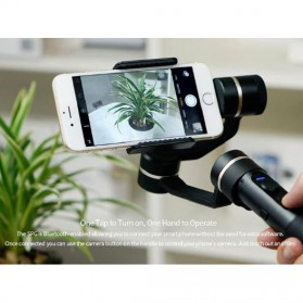 Feiyu Tech SPG Gimbal 3-Axis Video Stabilizer Handheld for iPhone - Black - 4