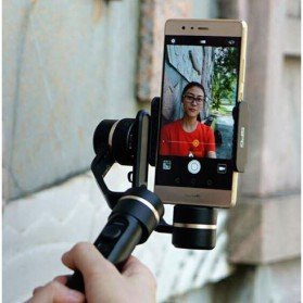Feiyu Tech SPG Gimbal 3-Axis Video Stabilizer Handheld for iPhone - Black - 5