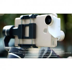 Feiyu Tech SPG Gimbal 3-Axis Video Stabilizer Handheld for iPhone - Black - 11