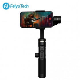 Feiyu Tech SPG 2 Gimbal 3-Axis Handheld Video Stabilizer - Black