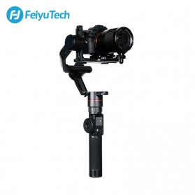 Feiyu Tech AK2000 Gimbal Stabilizer 3-Axis Follow Focus Zoom for Sony Canon Panasonic Nikon - Black