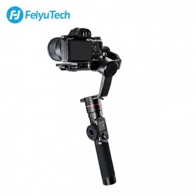 Feiyu Tech AK2000 Gimbal Stabilizer 3-Axis Follow Focus Zoom for Sony Canon Panasonic Nikon - Black - 2