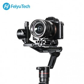 Feiyu Tech AK2000 Gimbal Stabilizer 3-Axis Follow Focus Zoom for Sony Canon Panasonic Nikon - Black - 3
