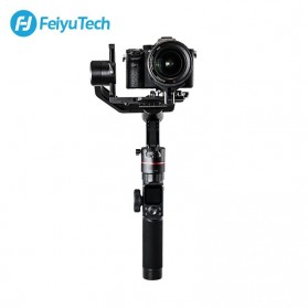 Feiyu Tech AK2000 Gimbal Stabilizer 3-Axis Follow Focus Zoom for Sony Canon Panasonic Nikon - Black - 5