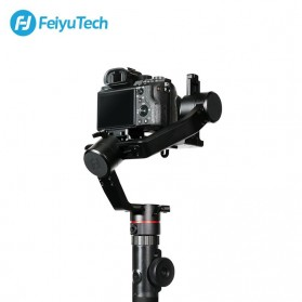 Feiyu Tech AK2000 Gimbal Stabilizer 3-Axis Follow Focus Zoom for Sony Canon Panasonic Nikon - Black - 6