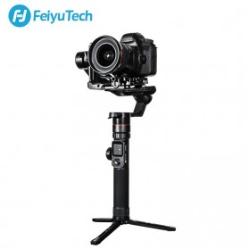Feiyu Tech AK4000 Gimbal Stabilizer 3-Axis  Follow Focus Zoom for Sony Canon Panasonic Nikon - Black