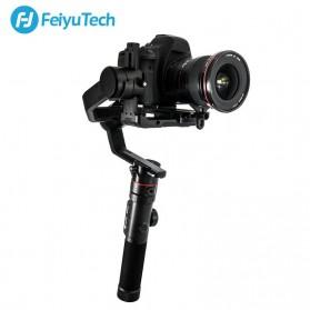 Feiyu Tech AK4000 Gimbal Stabilizer 3-Axis  Follow Focus Zoom for Sony Canon Panasonic Nikon - Black - 3