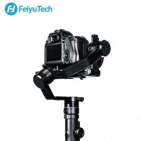 Feiyu Tech AK4000 Gimbal Stabilizer 3-Axis  Follow Focus Zoom for Sony Canon Panasonic Nikon - Black - 5