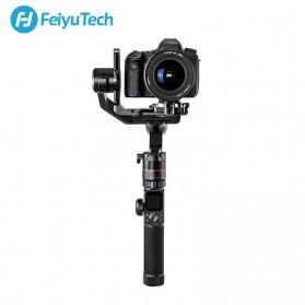 Feiyu Tech AK4000 Gimbal Stabilizer 3-Axis  Follow Focus Zoom for Sony Canon Panasonic Nikon - Black - 6