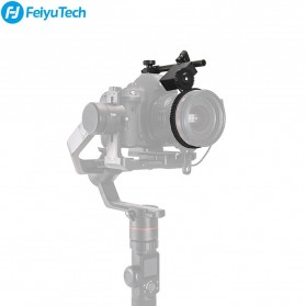 Feiyu Tech AKF I Series Follow Focus for AK2000 AK4000 Gimbal - Black - 2