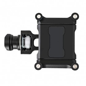 Feiyu Tech Smartphone Side Clamp Holder Bracket for G6 G6 Plus SPG2 Gimbal - Black