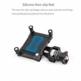 Feiyu Tech Smartphone Side Clamp Holder Bracket for G6 G6 Plus SPG2 Gimbal - Black - 7