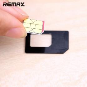 Remax 4 in 1 Nano Micro Sim Card Adapter Converter - 3