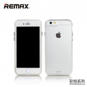 Remax Colorful Series Case for iPhone 6/6s - White