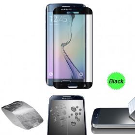 REMAX Ultra Thin 3D Magic Tempered Glass for Samsung Galaxy S7 Edge - Black