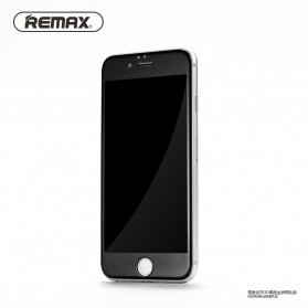 REMAX KAI SA Ultra Thin 3D 0.3mm Magic Tempered Glass for iPhone 6/6s - Black