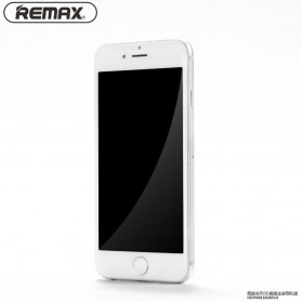 REMAX KAI SA Ultra Thin 3D 0.22mm Magic Tempered Glass for iPhone 6/6s Plus - White