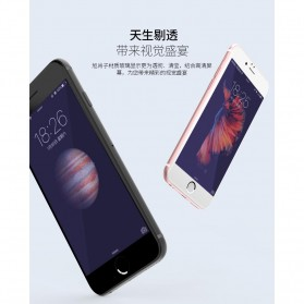REMAX Gener Anti Blue Ray Tempered Glass 0.26mm for iPhone 6/6s - Black - 6