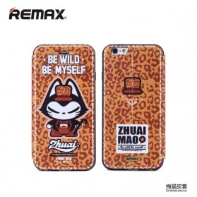 Remax Zhuaimao Series Flip Cover Case for iPhone 6 Plus - Model 2
