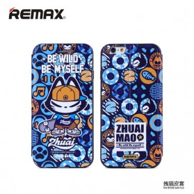 Remax Zhuaimao Series Flip Cover Case for iPhone 6 Plus - Model 3