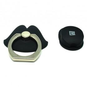 Remax WK Key iRing Phone Holder - WA-SO2 - Black