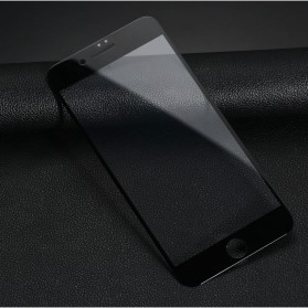 Remax GL-09 Perfect Series 9H Tempered Glass 0.3mm for iPhone 7/8 - Black - 2