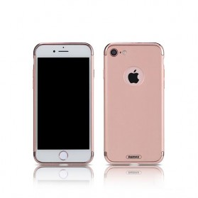 Remax Lock Series Case for iPhone 7 - Rose Gold