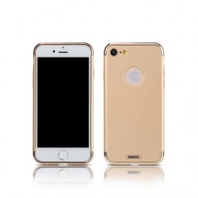 Remax Lock Series Hardcase for iPhone 7/8 - Golden