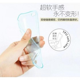 Remax Crystal Glass 3D 9H Tempered Glass with TPU Case for OPPO R9S - White - 6