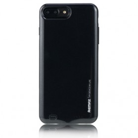 Remax Energy Jacket Power Bank Case 3400mAh for iPhone 7 Plus - Black