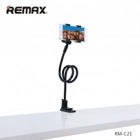 Remax Lazypod Phone Stand - RM-C21 - Black - 2