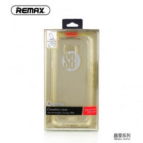 Remax Crystal Series TPU Case for Samsung Galaxy S8 - Transparent - 2
