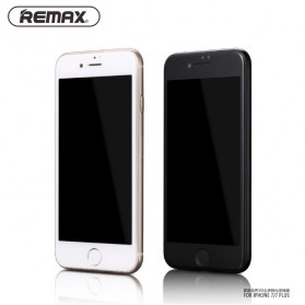 REMAX CAESAR 3D Tempered Glass 0.3mm for iPhone 7/8 - Black - 2