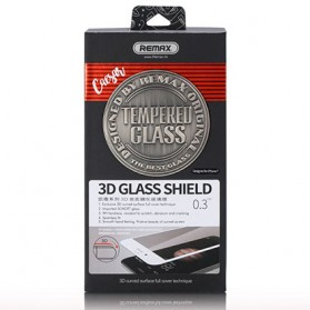 REMAX CAESAR 3D Tempered Glass 0.3mm for iPhone 7/8 Plus - Red - 4