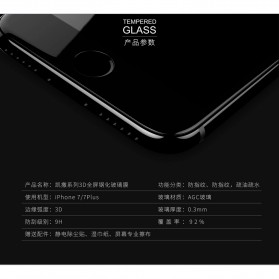 REMAX CAESAR 3D Tempered Glass 0.3mm for iPhone 7/8 Plus - Red - 5