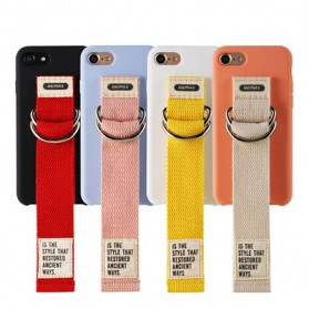 Remax Mathilda Series Hardcase for iPhone 7/8 Plus - Black - 2