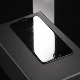 REMAX CAESAR Privacy Tempered Glass 0.3mm for iPhone 7/8 - GL-01 - Black - 2