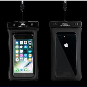 Remax Waterproof Bag 20 Meter for Smartphone 6 Inch - RT-W2 - Black - 2