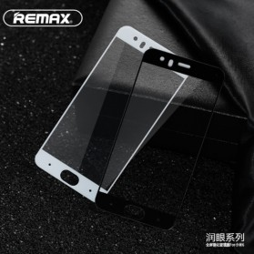 Remax 3D Full Cover Tempered Glass for Xiaomi Mi6 - Black