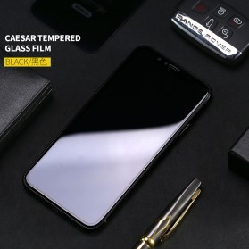 Remax GL-04 Caesar Tempered Glass 3D for iPhone X - Black