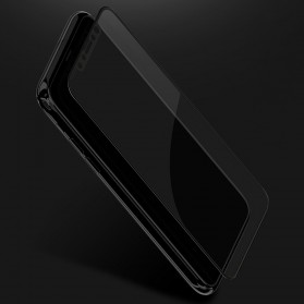 Remax GL-04 Caesar Tempered Glass 3D for iPhone X/XS - Black - 3