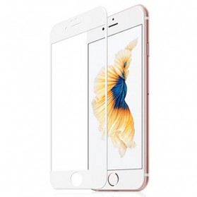 REMAX Medicine Tempered Glass 3D for iPhone 7/8 - White