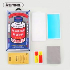 Remax Medicine Tempered Glass 3D for iPhone 7 Plus / 8 Plus - Black - 2