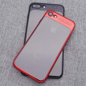 Remax Creative Series Softcase for iPhone X - Black - 2